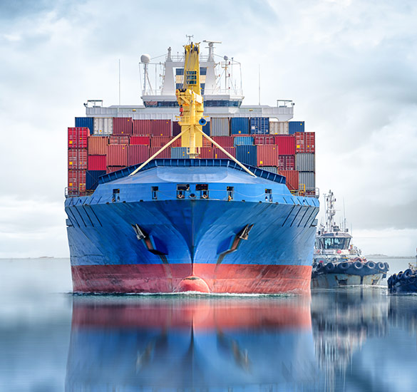 Shipping Services In India - Shipping Services Mumbai, Liner
